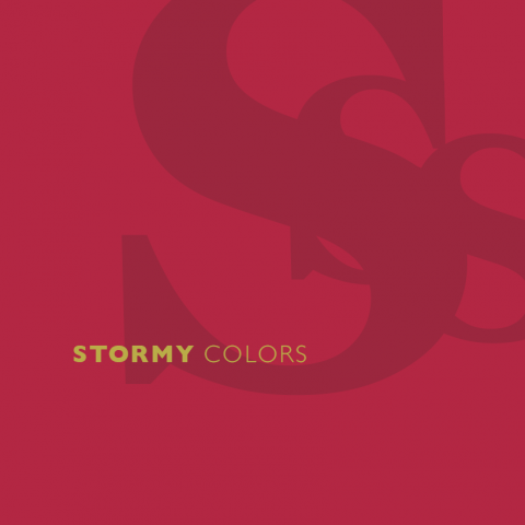 Stormy colors